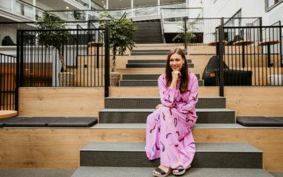 Suorahaun ja rekrytointien ammattilainen Reeta Asikainen siirtyi Choicelle Sharper Groupilta.